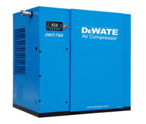 dewate screw compressor